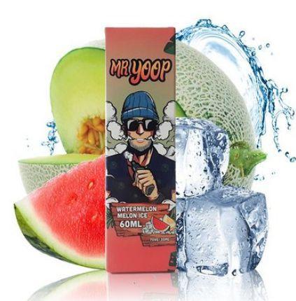 Líquido Yoop Vapor - Mr. Yoop - Watermelon Melon Ice