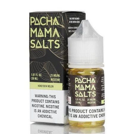 Líquido PachaMama Salts - Honeydew Melon