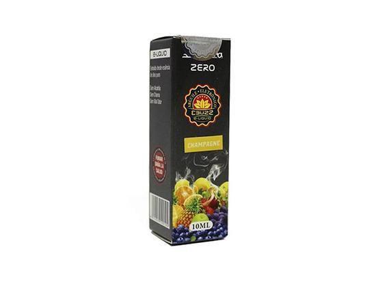 Líquido para cigarro eletrônico Sahara Ebuzz -  Champagne
