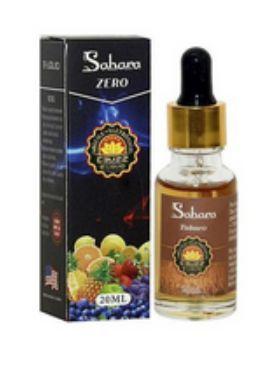 Líquido para cigarro eletrônico Sahara Ebuzz - Tabaco