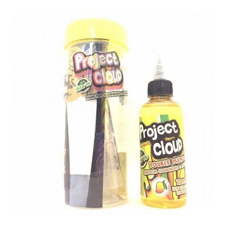 Líquido Project Cloud   Double Mango - Naked Nation