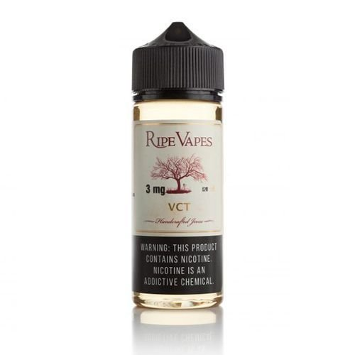 Líquido Ripe Vapes Salt Nicotine - VCT