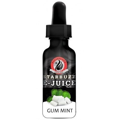 Líquido Starbuzz E-Juice - Exotic Gum Mint