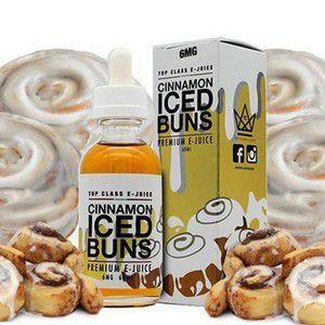 Liquido TOP CLASS E-juice - Cinnamon iced buns
