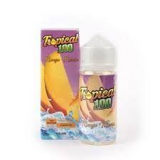 Líquido Tropical 100 - Mango Mania