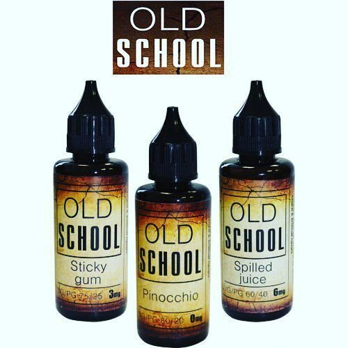 OLD SCHOOL - Spilled Juice