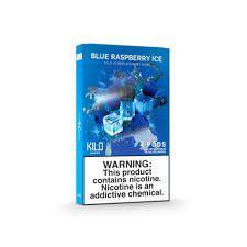 POD Blue Raspberry Ice - BLVK