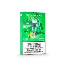 POD Green Apple Ice - Kilo