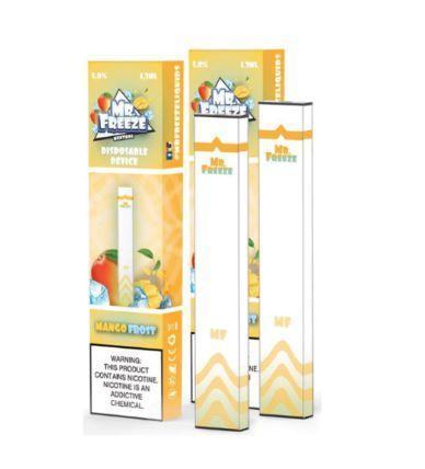 Pod descartável Mr. Freeze - 200 Puffs - Mango