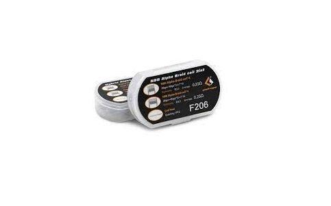 Resistência Geek Vape N80 Alpha Braid Coil 2 em 1 - F206