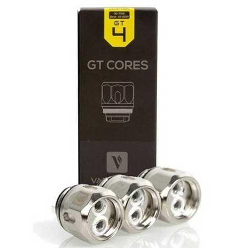 Resistência GT Cores - GT4 - Vaporesso (Revenger, Revenger X)