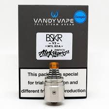 Atomizador BSKR V2 MTL RDA - Vandy Vape