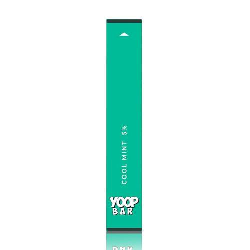 Pod descartável Yoop Bar - 300 Puffs - Cool Mint