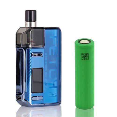 Combo Kit Pod Fetch Pro Com Bateria 18650 - Smok