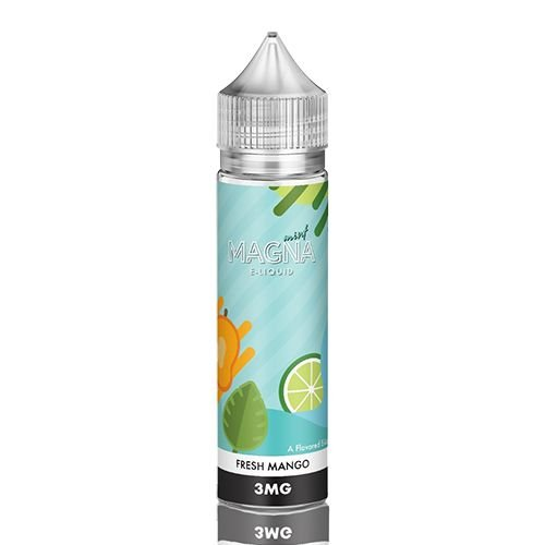 Líquido Magna e-Liquid - Mint - Fresh Mango