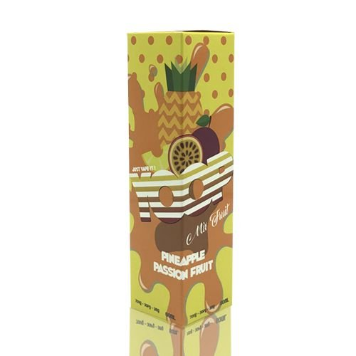 Liquido Yoop Vapor - Mix Fruit - Pineapple Passion Fruit