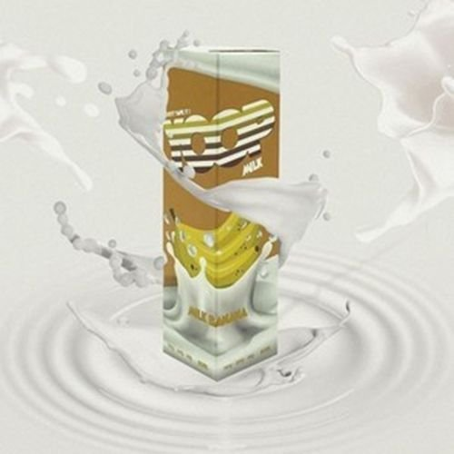 Liquido Yoop Vapor - Milk - Milk Banana