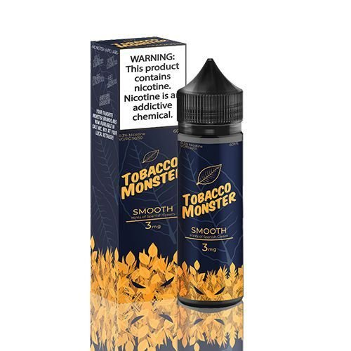 Líquido Smooth - Tobacco Monster