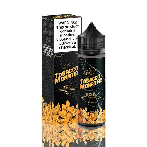 Líquido  Tobacco Monster Salt - Bold