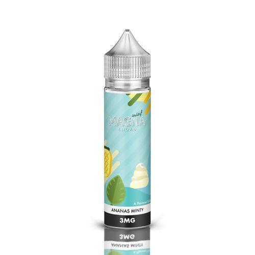 Líquido Magna e-Liquid - Mint - Ananas Minty