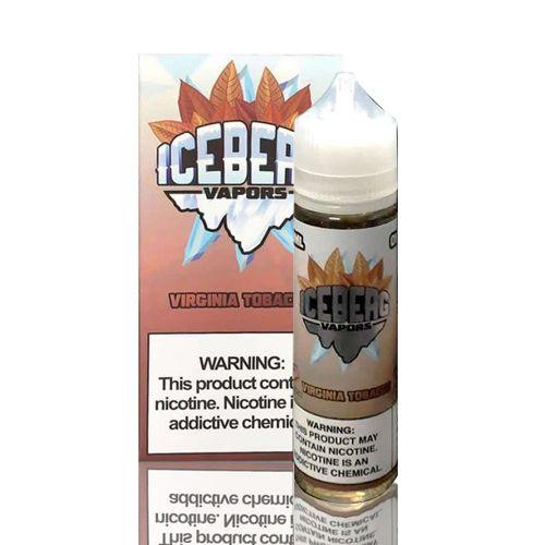 Líquido Iceberg Vapors - Virginia Tobacco