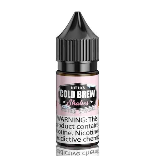 Líquido Nitro's Cold Brew Salt -Shakes - Salted Caramel