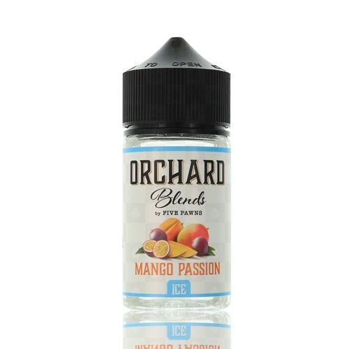 Líquido Orchard Blends - Mango Passion Ice