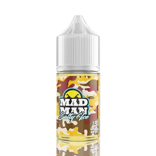 Liquido Mad Man Salt  - Passion Fruit Ice