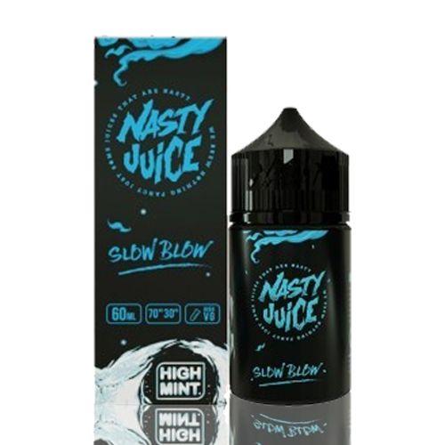Líquido Nasty Juice - High Mint - Slow Blow
