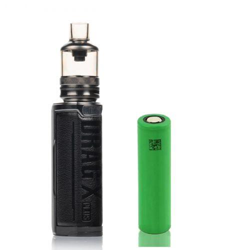 Combo Pod Drag X Plus Com Bateria 18650 - Voopoo