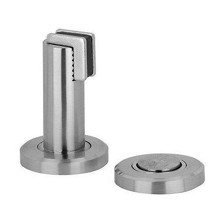 Prendedor Porta Magnético Escovado 75x24