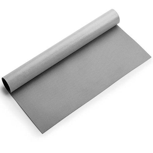 Protetor Emborrachado PVC Bolinha Cinza 50cm