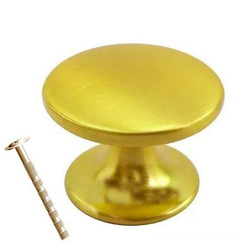 Puxador Botão Margarida 36mm