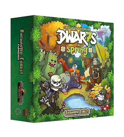 Dwar7s - A Floresta Encantada