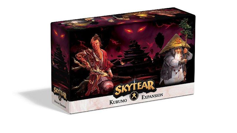Skytear Kurumo - expansão do jogo