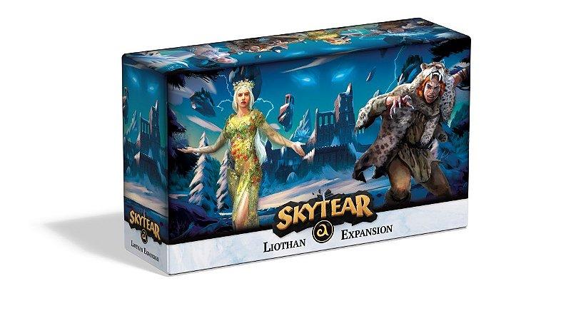 Skytear Liothan - expansão do jogo