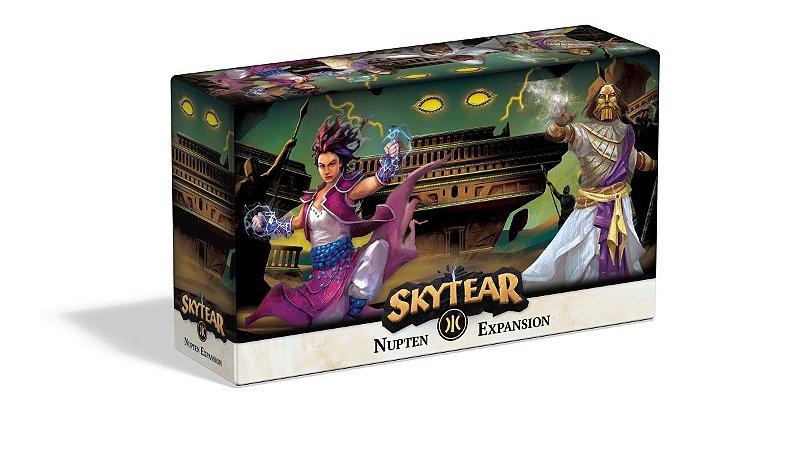 Skytear Nupten - expansão do jogo