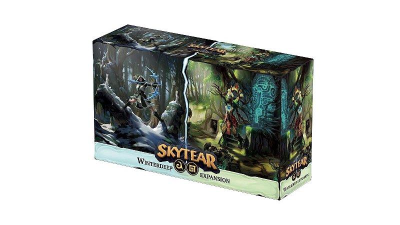 Skytear Winterdeep Expansion