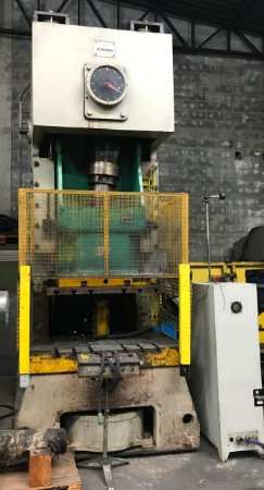Prensa Excêntrica ERGON Tipo C – 250 Tons