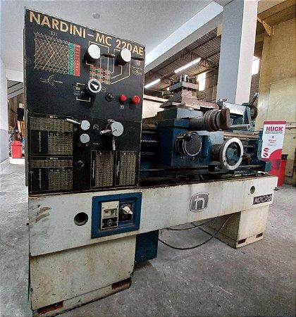 Torno Mecânico Nardini - MC 220AE