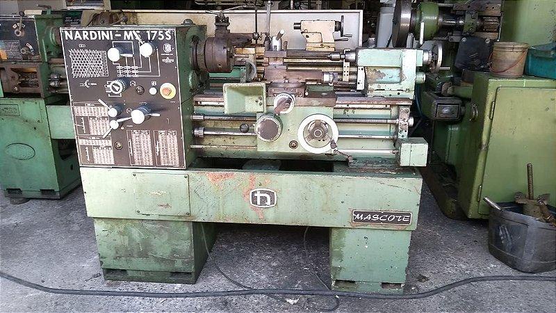 Torno Mecanico Nardini MS175S