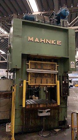 Prensa Mahnke 250Tons