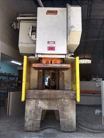 Prensa Excêntrica 250 Tons MSL (VENDIDA)