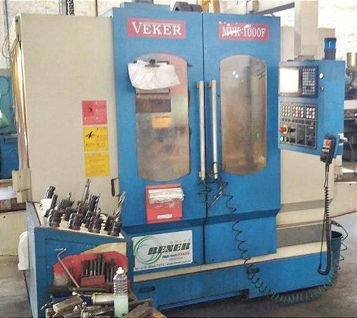 Fresadora CNC MVK - 1000f