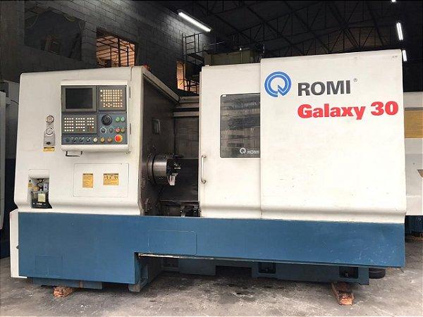 Torno CNC Romi Galaxy30