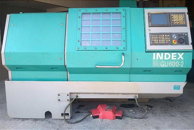 Torno CNC Index GU600-2
