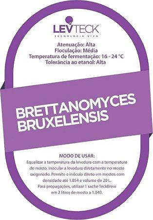 Fermento / Levedura TeckBrew Brettanomyces Bruxellensis