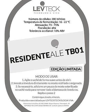 Fermento / Levedura TeckBrew 01 RESIDENT ALE