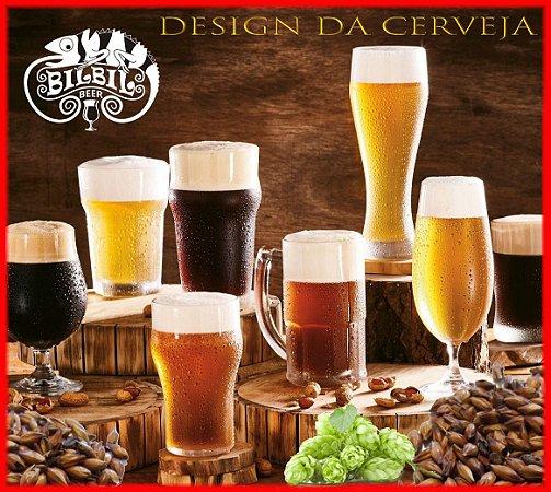 Design de receita de cerveja