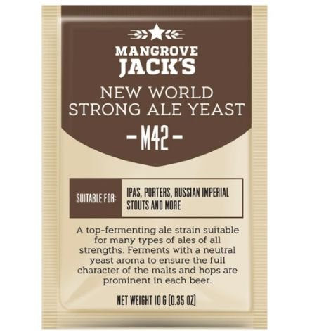 Fermento / Levedura Mangrove Jack´s - M42 New World Strong Ale